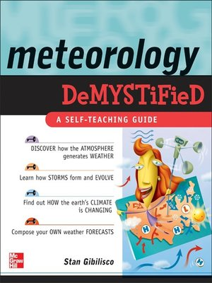 cover image of Meteorology Demystified