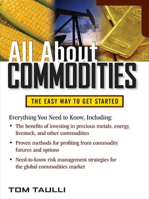 cover image of All About Commodities