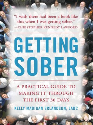 cover image of Getting Sober