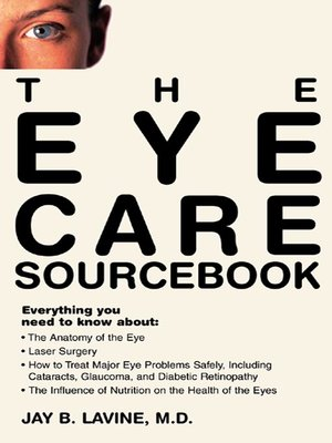 cover image of The Eye Care Sourcebook