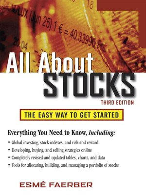 cover image of All About Stocks
