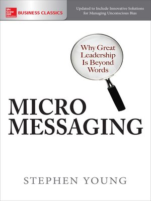 cover image of Micromessaging
