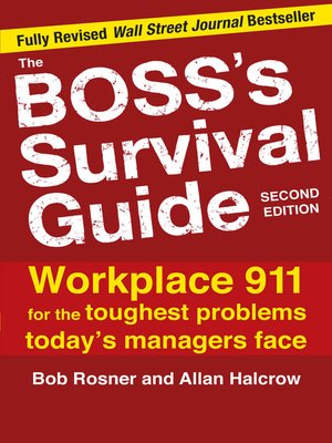cover image of The Boss's Survival Guide