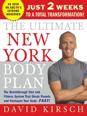 cover image of The Ultimate New York Body Plan