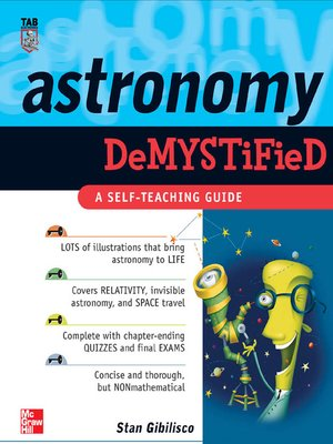 cover image of Astronomy Demystified