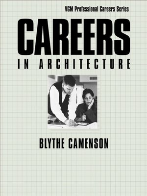 cover image of Careers in Architecture