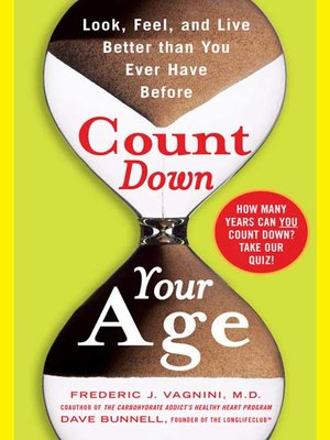 cover image of Count Down Your Age