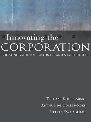 cover image of Innovating the Corporation