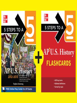 cover image of 5 Steps to a 5 AP U.S. History Practice Plan
