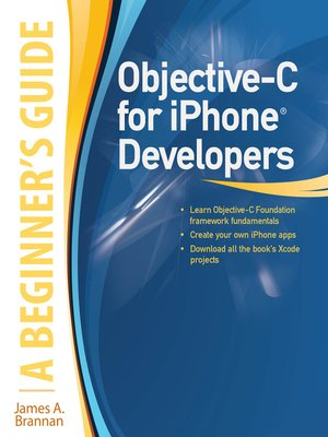 Cover Image Of Objective C For IPhone Developers A Beginners Guide