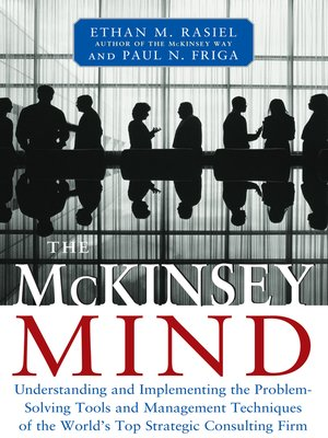 cover image of The McKinsey Mind