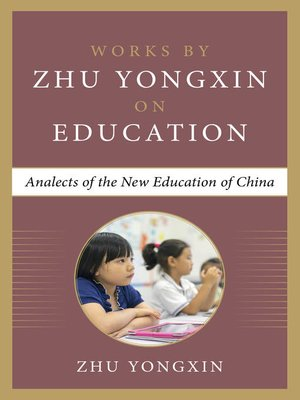 cover image of Analects of the New Education of China