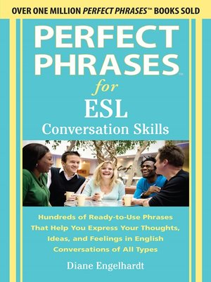 cover image of Perfect Phrases for ESL Conversation Skills