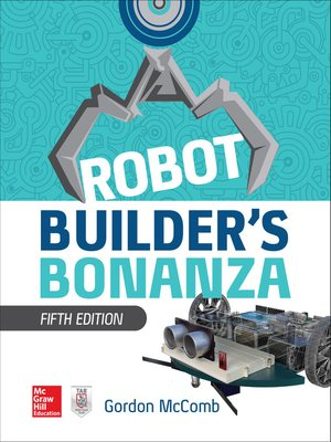 cover image of Robot Builder's Bonanza