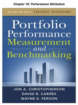 cover image of Performance Attribution