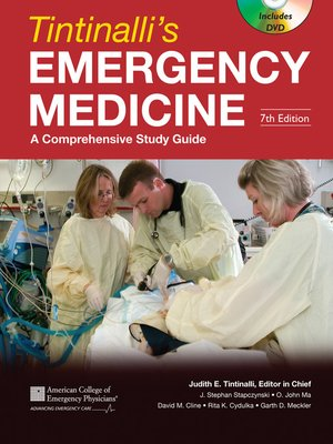 cover image of Tintinalli's Emergency Medicine