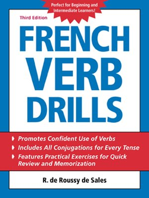 French Verbs For Dummies Ebook