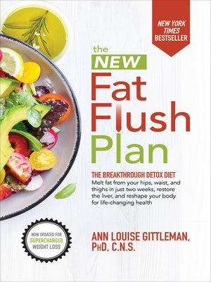 cover image of The New Fat Flush Plan