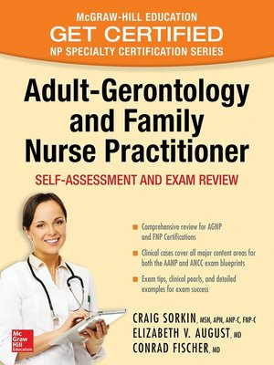 Adult-Gerontology and Family Nurse Practitioner by Craig Sorkin ...