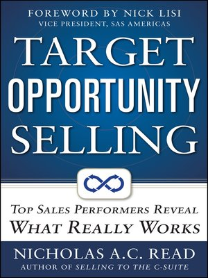 cover image of Target Opportunity Selling