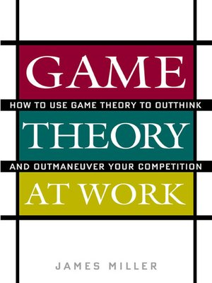 cover image of Game Theory at Work