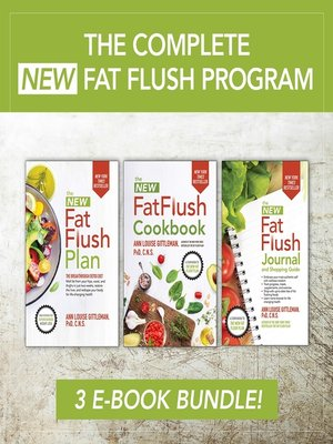 cover image of The Complete New Fat Flush Program