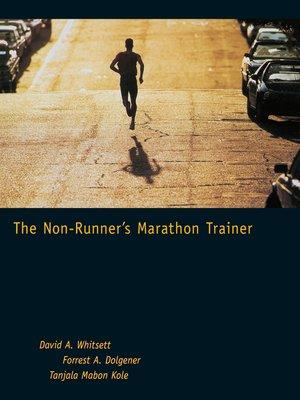 cover image of The Non-Runner's Marathon Trainer
