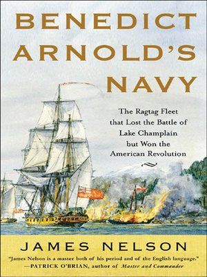 cover image of Benedict Arnold's Navy