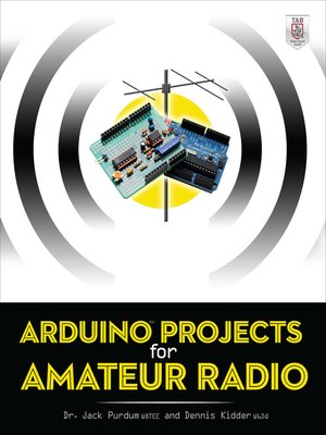 cover image of Arduino Projects for Amateur Radio