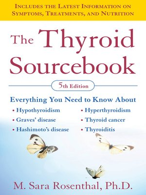 cover image of The Thyroid Sourcebook