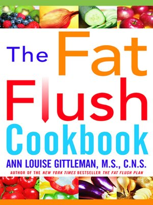 cover image of The Fat Flush Plan Cookbook