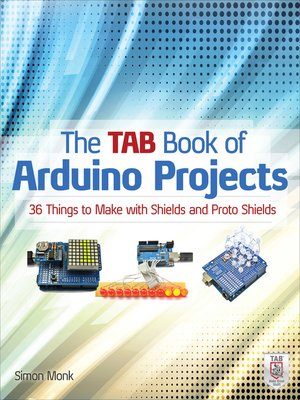 cover image of The TAB Book of Arduino Projects