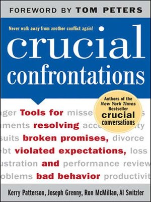 cover image of Crucial Confrontations