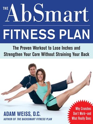 cover image of The AbSmart Fitness Plan