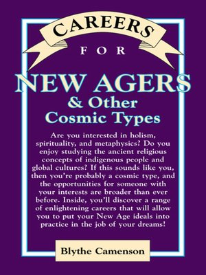 cover image of Careers for New Agers & Other Cosmic Types