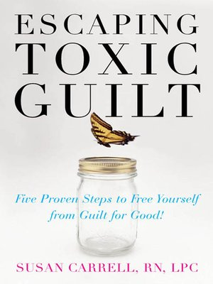 cover image of Escaping Toxic Guilt