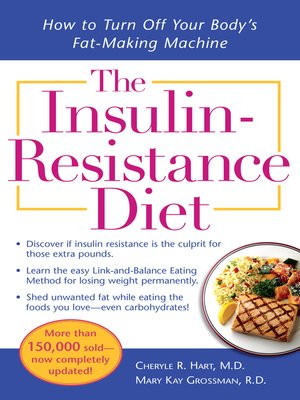 cover image of The Insulin-Resistance Diet--Revised and Updated