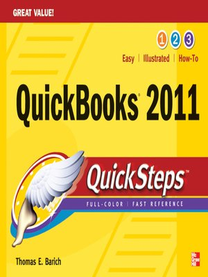 cover image of QuickBooks® 2011 QuickSteps