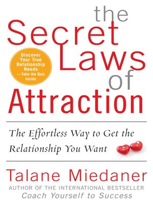 cover image of The Secret Laws of Attraction