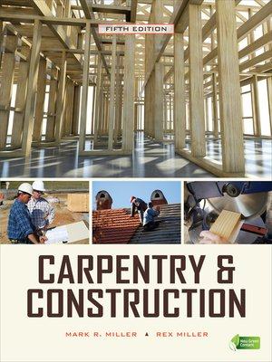 cover image of Carpentry & Construction