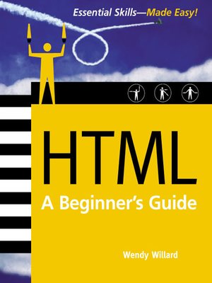 cover image of HTML