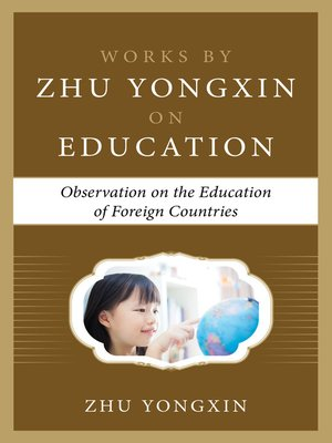 cover image of Observation on the Education of Foreign Countries