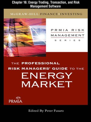 cover image of Energy Trading, Transaction and Risk Management Software