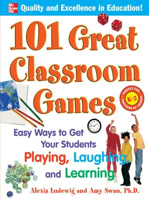cover image of 101 Great Classroom Games