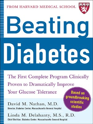 cover image of Beating Diabetes (A Harvard Medical School Book)