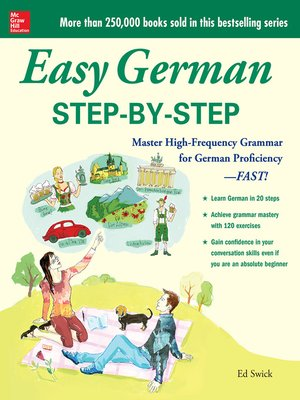 cover image of Easy German Step-by-Step