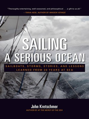 cover image of Sailing a Serious Ocean