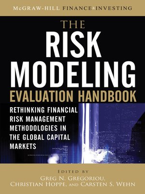 cover image of The Risk Modeling Evaluation Handbook