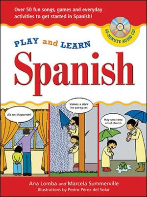 cover image of Play and Learn Spanish