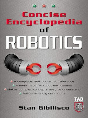 cover image of Concise Encyclopedia of Robotics